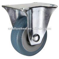 23 Light duty small fixed caster wheel