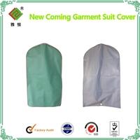 Factory Supplier Suit Cover Garment Bag Suit Cover Non-woven Suit Cover