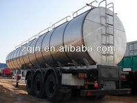 High Quality 50000 Litres Tractor Trailer Diesel Fuel Storage Tank