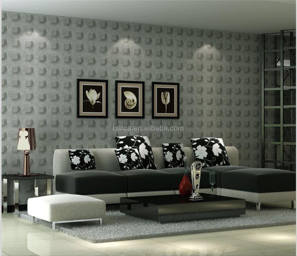 Barca 4007 nouveau produit 3d papier peint briques pour la for Decoration interieure papier peint