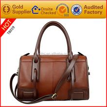 China manufacturer elegance wholesale genuine leather handbags for women