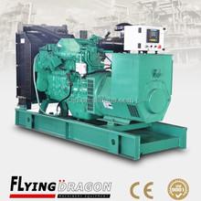 industrial power generation AC three phase150kw diesel generator set 150kw electric power plant
