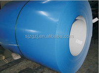 CE ISO galvanized color coated steel coil painted steel coil metal roofing