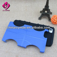 pc combo case for apple iphone5s phone accessories
