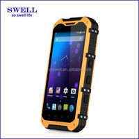 2015 NEW alibaba Hammer rugged waterproof cell phone A9 IP68 4.3'' with NXP NFC mtk6582,cheap andriod smart phones