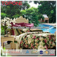 Pretty soft feeling wholesale new design royal luxury bedding
