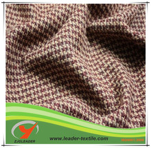 Recycled wool woolen fabric