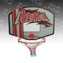 ajustable 60cm aros de baloncesto con la parte posterior de la junta