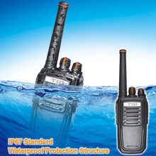 TD-V90 waterproof IP67 marine uhf security radios chinese
