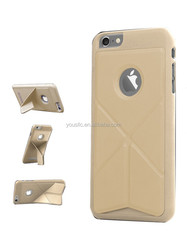 Hybrid TPU CASE,PU STAND LEATHER CASE FOR APPLE IPHONE 6 6 PLUS