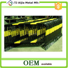 hot selling type Road Barrier manufacturers removable metal road barriers