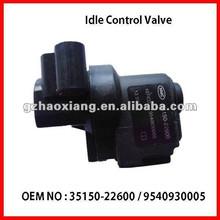 Best auto Idle Control Valve 35150-22600 / 9540930005