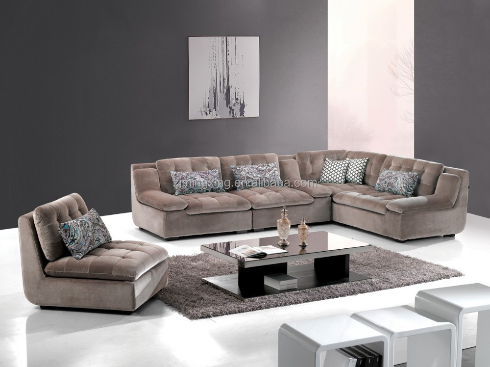 Dubai modern furniture design latest sofa design living for Latest living room designs