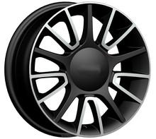 Chrome car wheels with 5 spoke BOYIDA z139