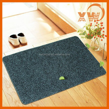 The lowest price and the good quality 100% PP door mat home carpet