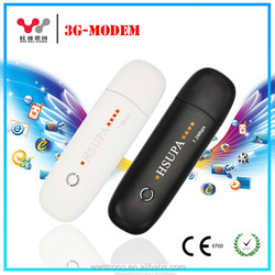 Hottest 7.2Mbps 3G modem unlocked HSUPA Network Card Adapter
