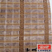 persiana de bambú