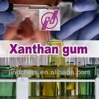 Industrious Grade Xanthan Gum purity 99.5% cas no 11138-66-2 C8H15NaO8