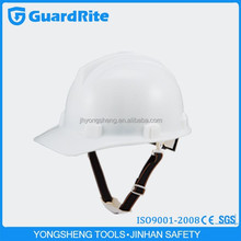 GuardRite brand white industrial safety helmet ce en397 approved