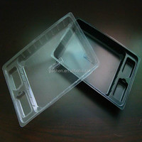 Disposable Dessert Container Plastic Packaging Tray