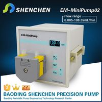 Export step motor 6v peristaltic pump parts,cheap stepper motor peristaltic pump 300ml