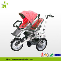 Unique Design Multifunction Baby Carrier Bike Cargo Tricycle With Aluminum Folding Bike