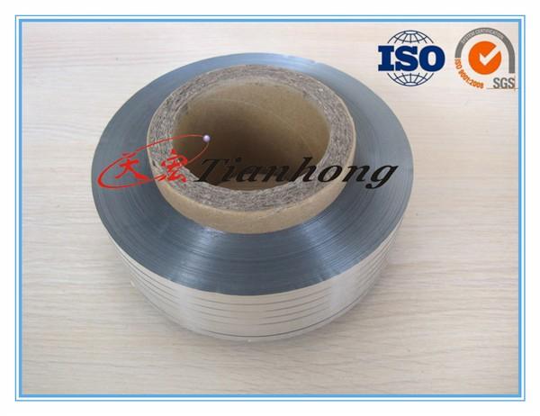 single side Aluminium foil with glue AL+PET foil tape