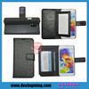 hot selling cell phone case card holder for samsung galaxy s5 i9600 with stand function