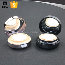 2015 New Arrival Elegant Empty bb cushion Compact Powder powder case With Mirror For Face Makeup Packaging