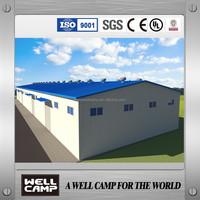 Construction Company Partner Choose Warehouse Building/Steel Structure Storage Workshop