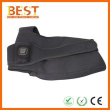Low price new products shoulder heated pad warmers 2015