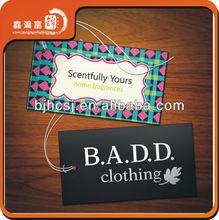 wholesale custom printed swing tags