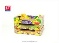 Fruit Box packaging/Corrugated banana box packaging