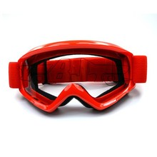 BJ-MG-015 red frame womens panoptx motorcycle goggles glasses