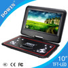 2015 Hot Selling 270 Degree Rotatable SAST DVD Player Cheap Portable DVD/EVD Player With Digital TV Tuner