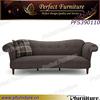 Top quality living room sofa, bright-colored sofa set.