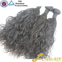 20 Inch Body Wave Large Stock Virgin Blended Color Hair Weave
