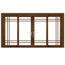 Chinese solid wood door and windows