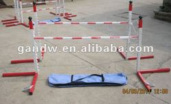 Dog Agility Two hurdle Professional manufacturer