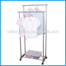 balcón secador de ropa