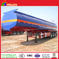 tri axle tanker truck bunker tanker for sale