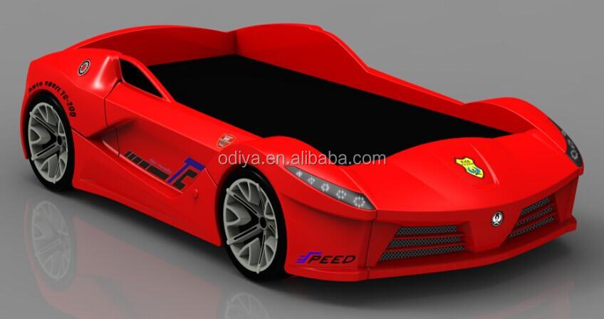 Bugatti ferrari enfants sport voiture lits superpos s enfants mobilier de cha - Lit superpose voiture ...