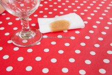red rose table cloth/red damask table cloth/red white tablecloth