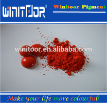Rojo Fe2O3 pigmento