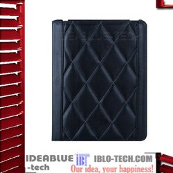 genuine leather case for new ipad 3,for ipad case genuine leather