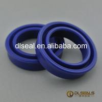 Blue hydrauic piston PU seal