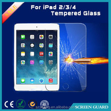 Laptop Anti-shock Screen Protector ,Tempered Glass For ipad