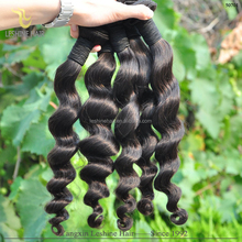 Factory Direct Sale Can Be Washed Dyed Curled Indian Virgin Girls