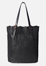 Imported leather handbag handmade leather bag Korean female bag large tote bag