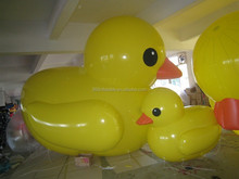 Popular Inflatable Yellow Duck PVC Air Balloon